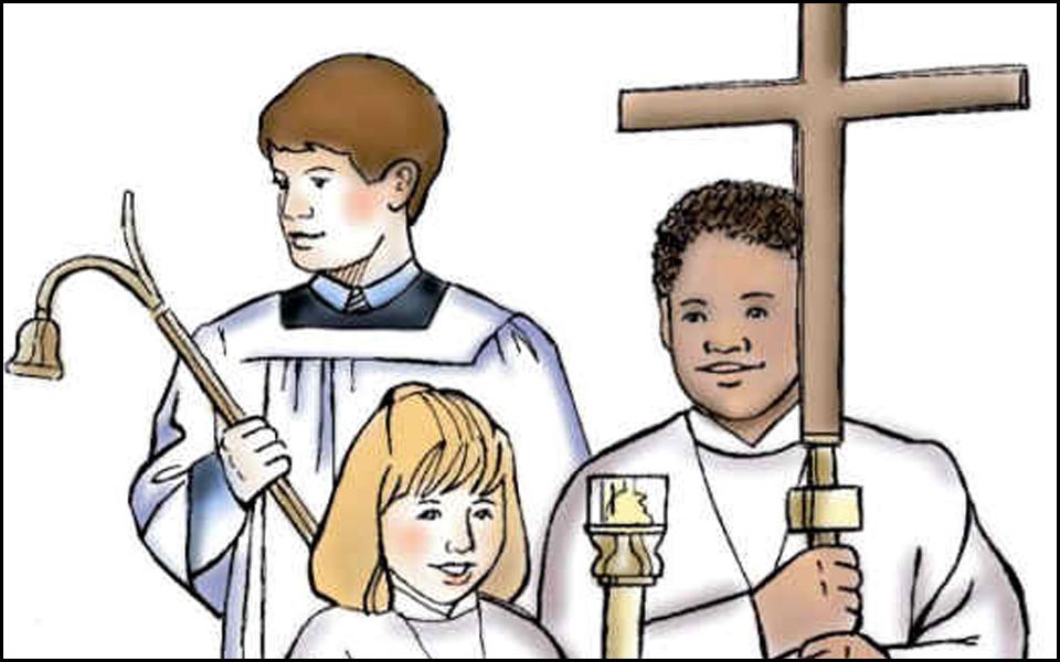 altar servers